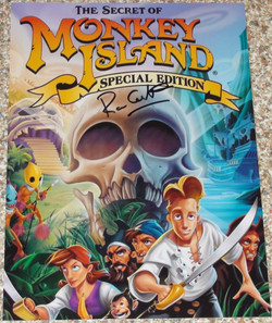 Monkey Island - Ron Gilbert