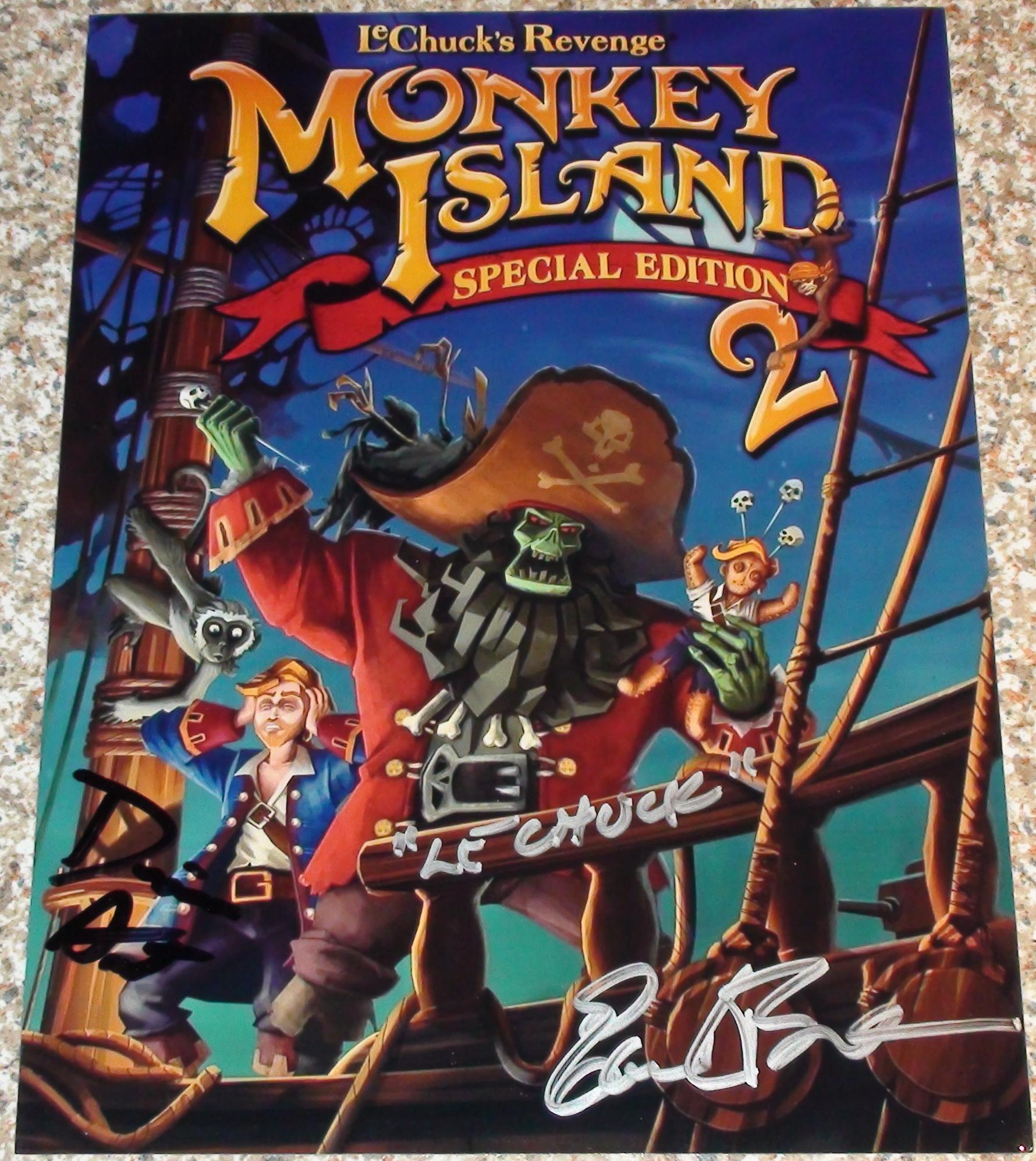 Monkey Island - Armato & Boen