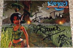 Kameo - Emma Tate
