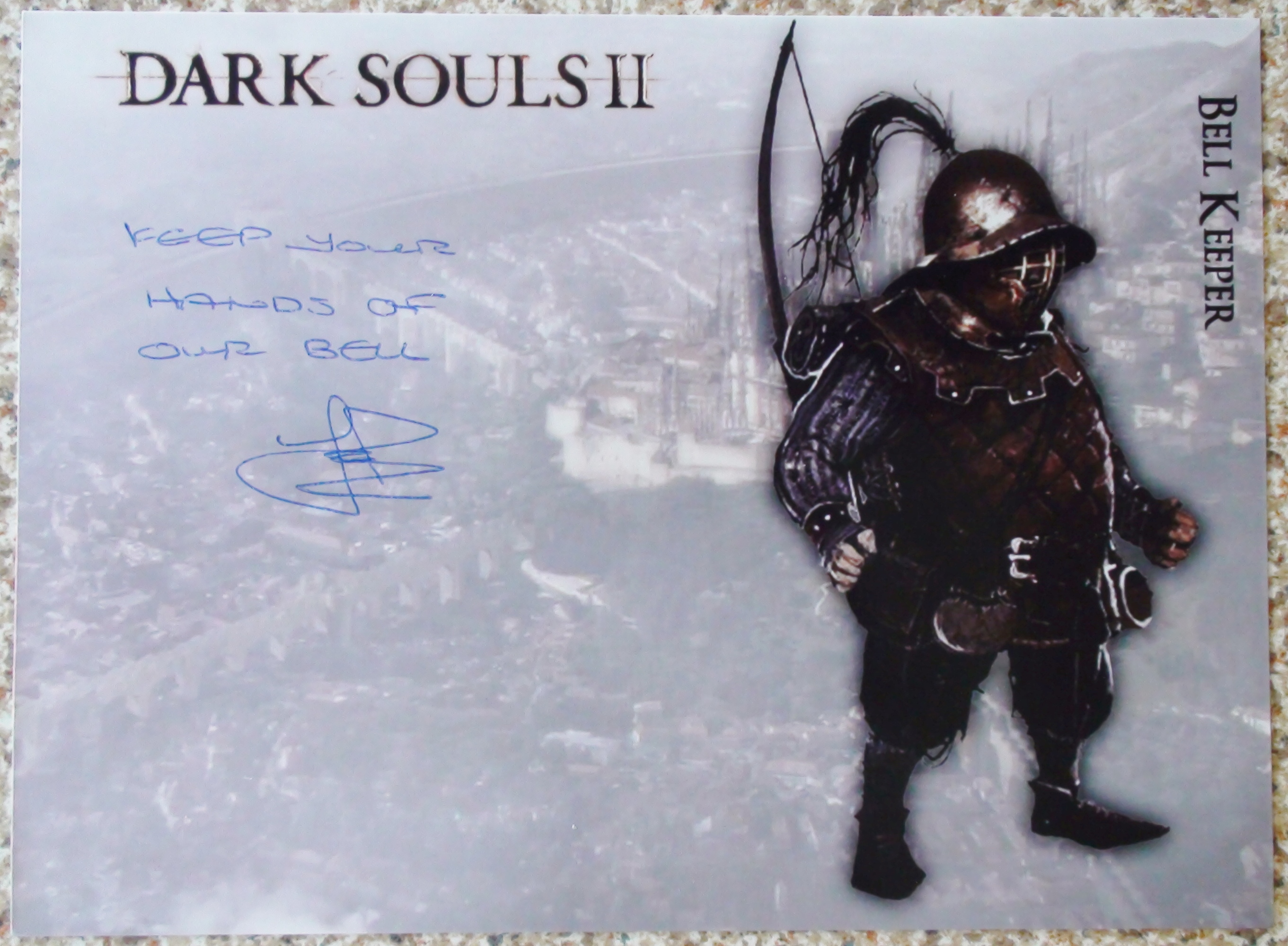 Dark Souls 2 - Jason Pitt