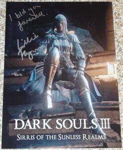 Dark Souls 3 - Lillie Flynn