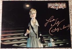 Bioshock 2 - Fenella Woolgar