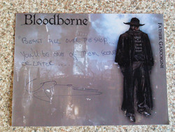 Bloodborne - Connor Byrne