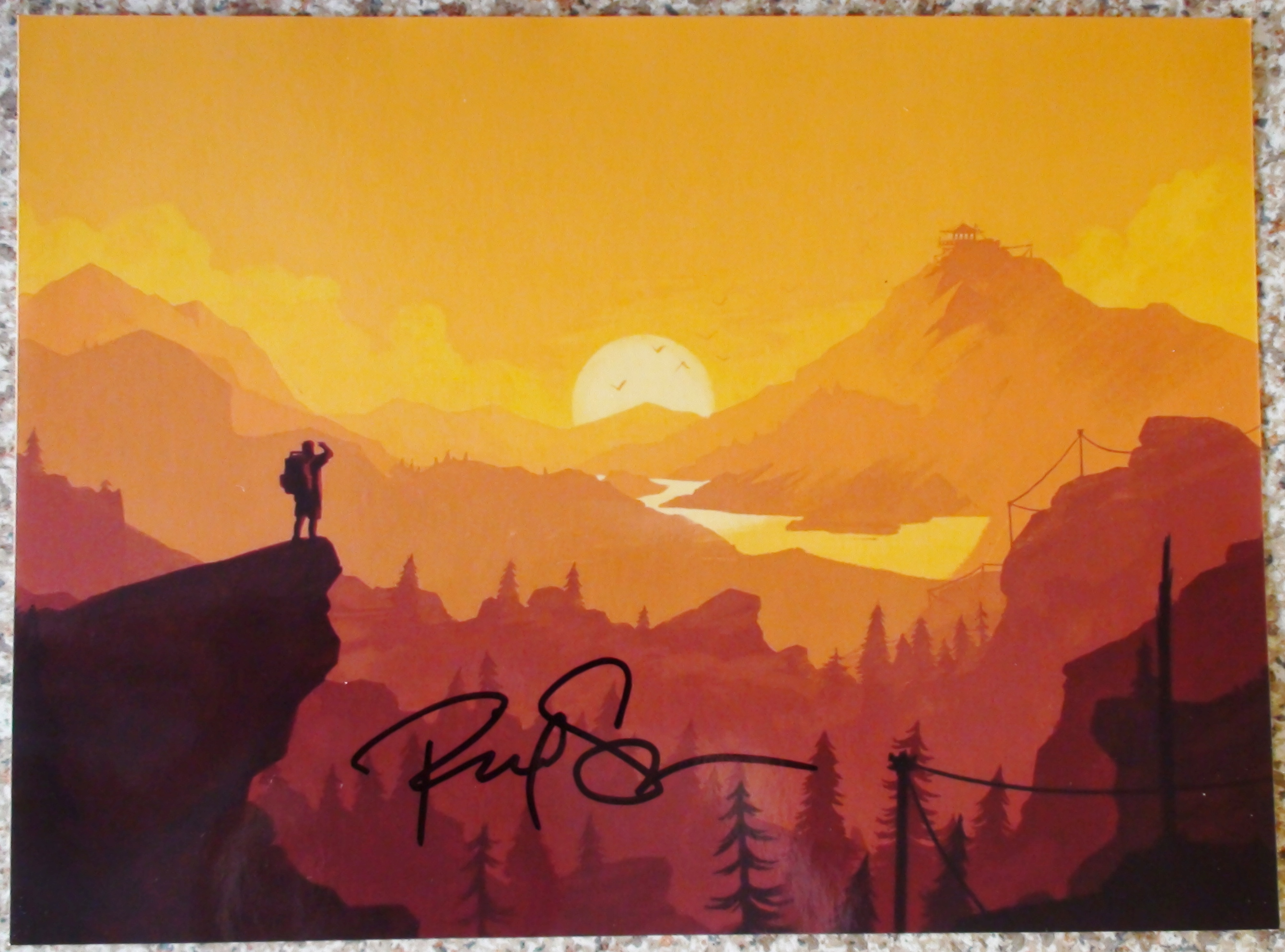 Firewatch - Rich Sommer