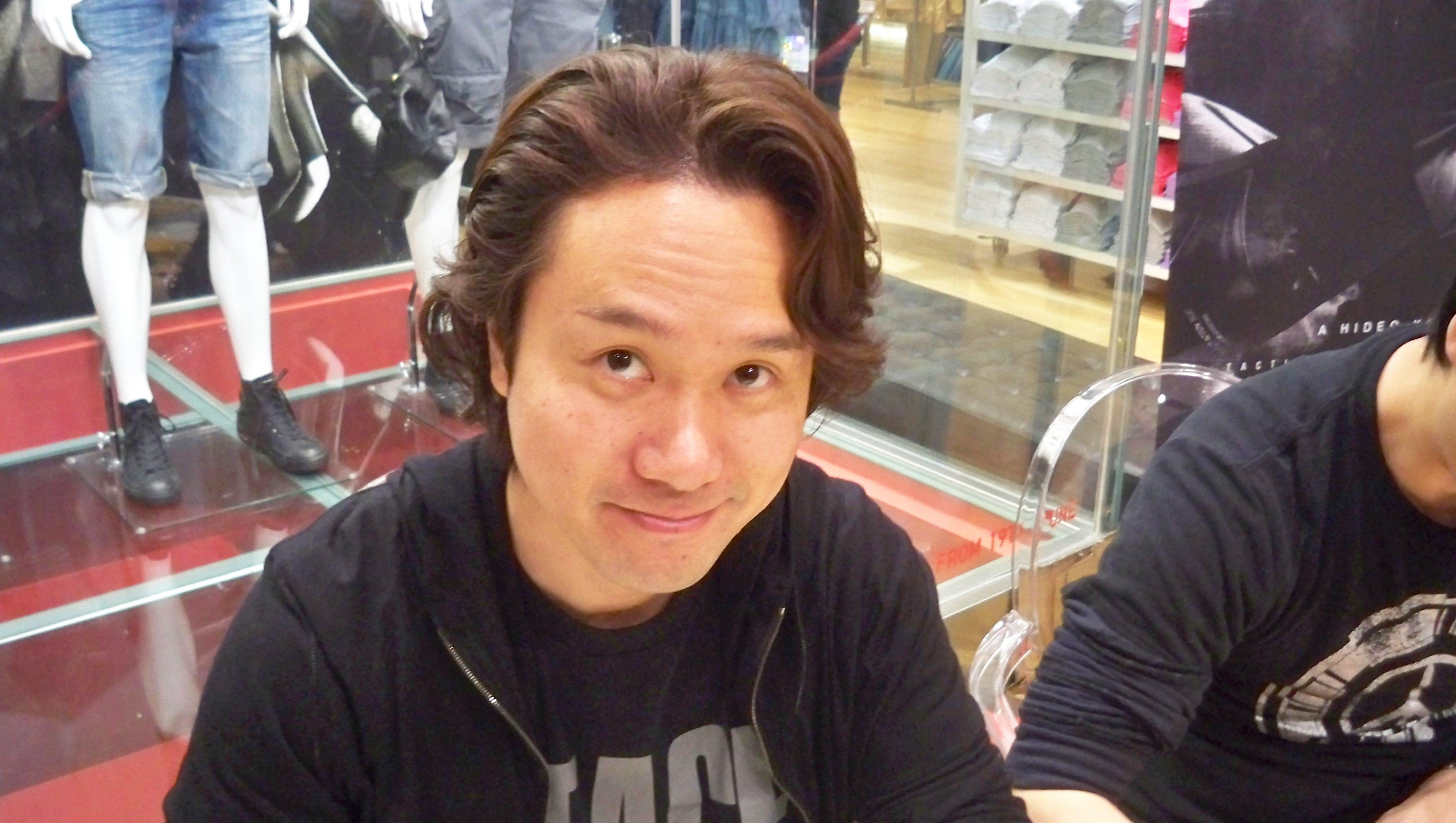 Hideo Kojima & Yoji Shinkawa 3/4