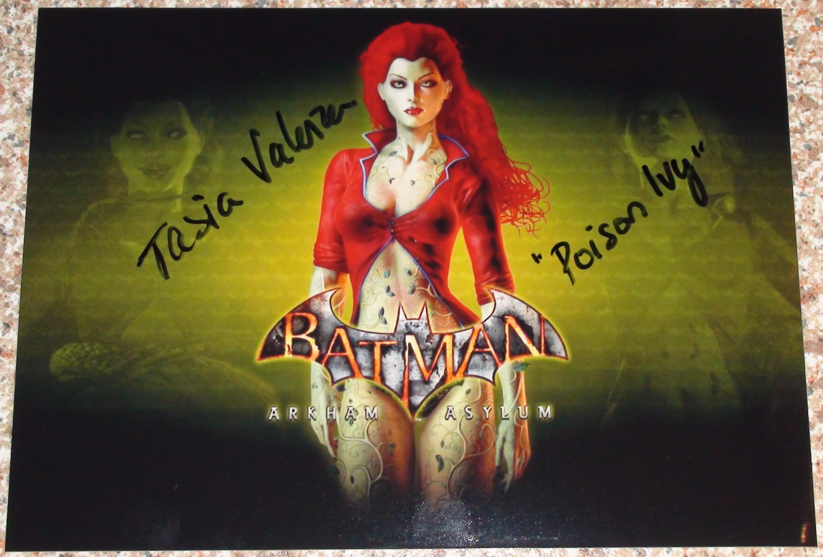 Batman Arkham Asylum - Tasia Valenza
