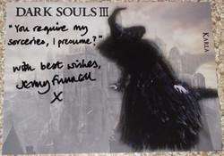 Dark Souls 3 - Jenny Funnell