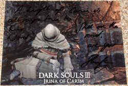 Dark Souls 3 - Sarah Mather