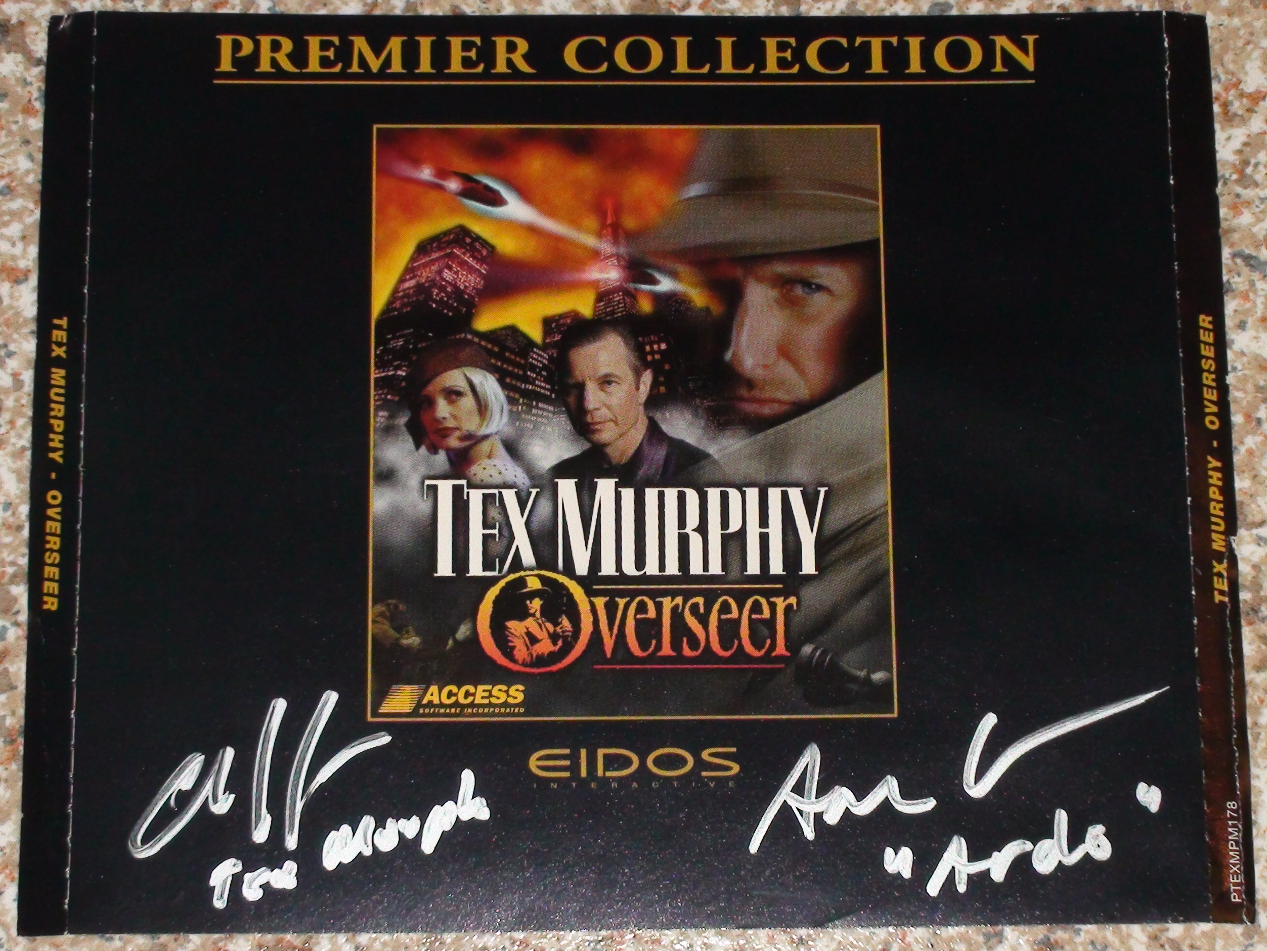 Tex Murphy - Conners + Jones