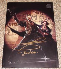 Bioshock Infinite - Troy Baker