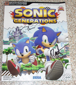 Sonic Gen - Higgins + Smith