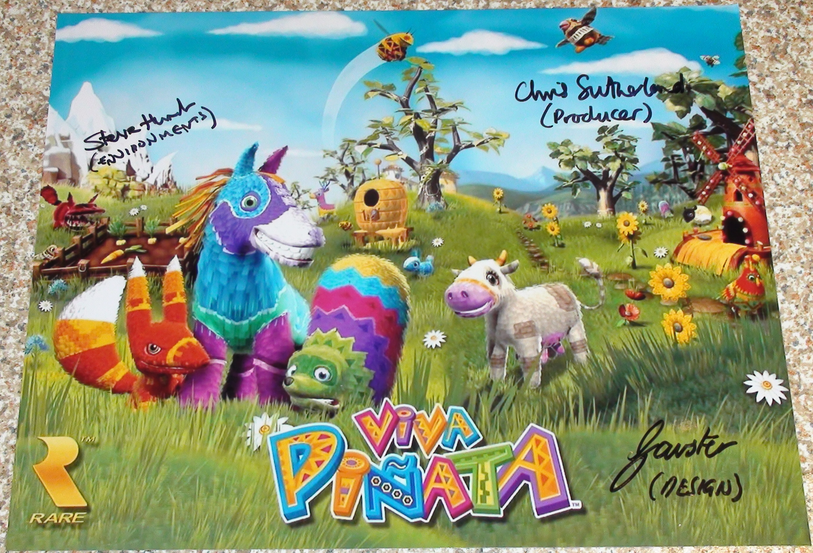 Viva Pinata - Various Dev Team