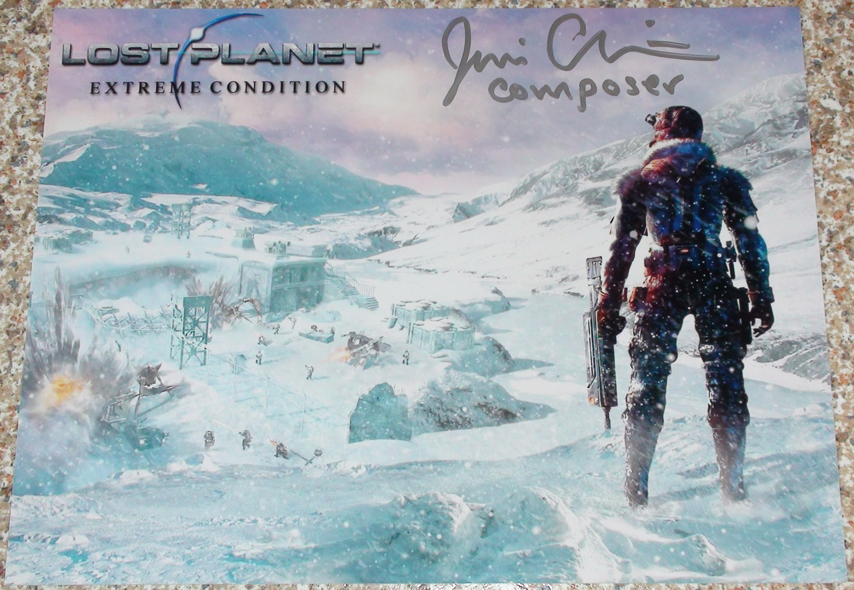 Lost Planet - Jamie Christopherson