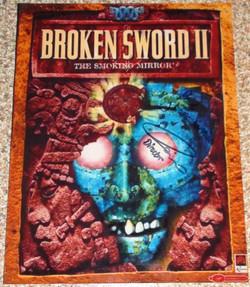 Broken Sword 2 - Charles Cecil