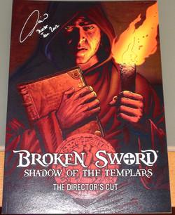 Broken Sword - Charles Cecil