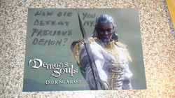 Demon's Souls - Old King Allant
