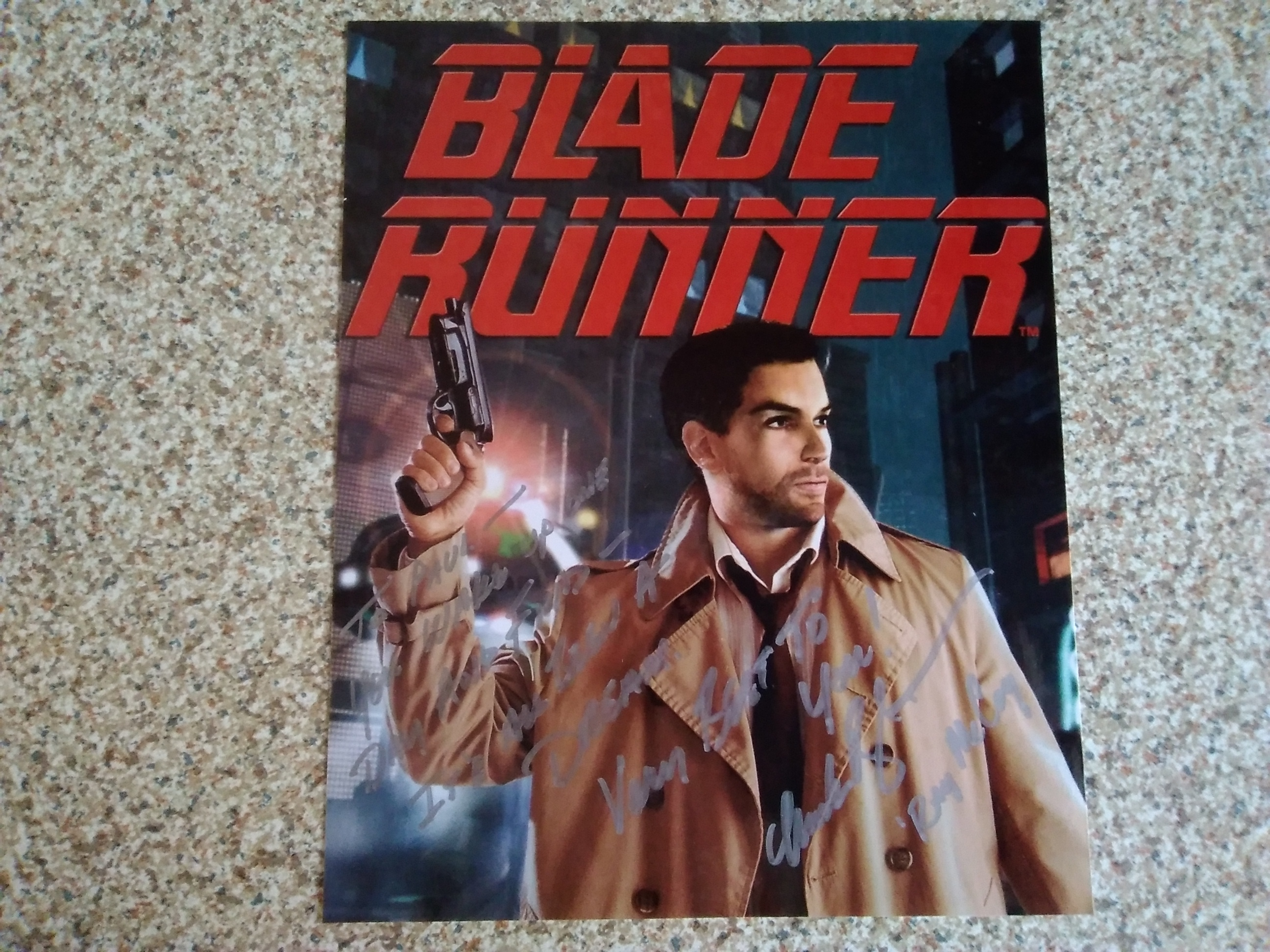 Blade Runner - Mark Benninghofen