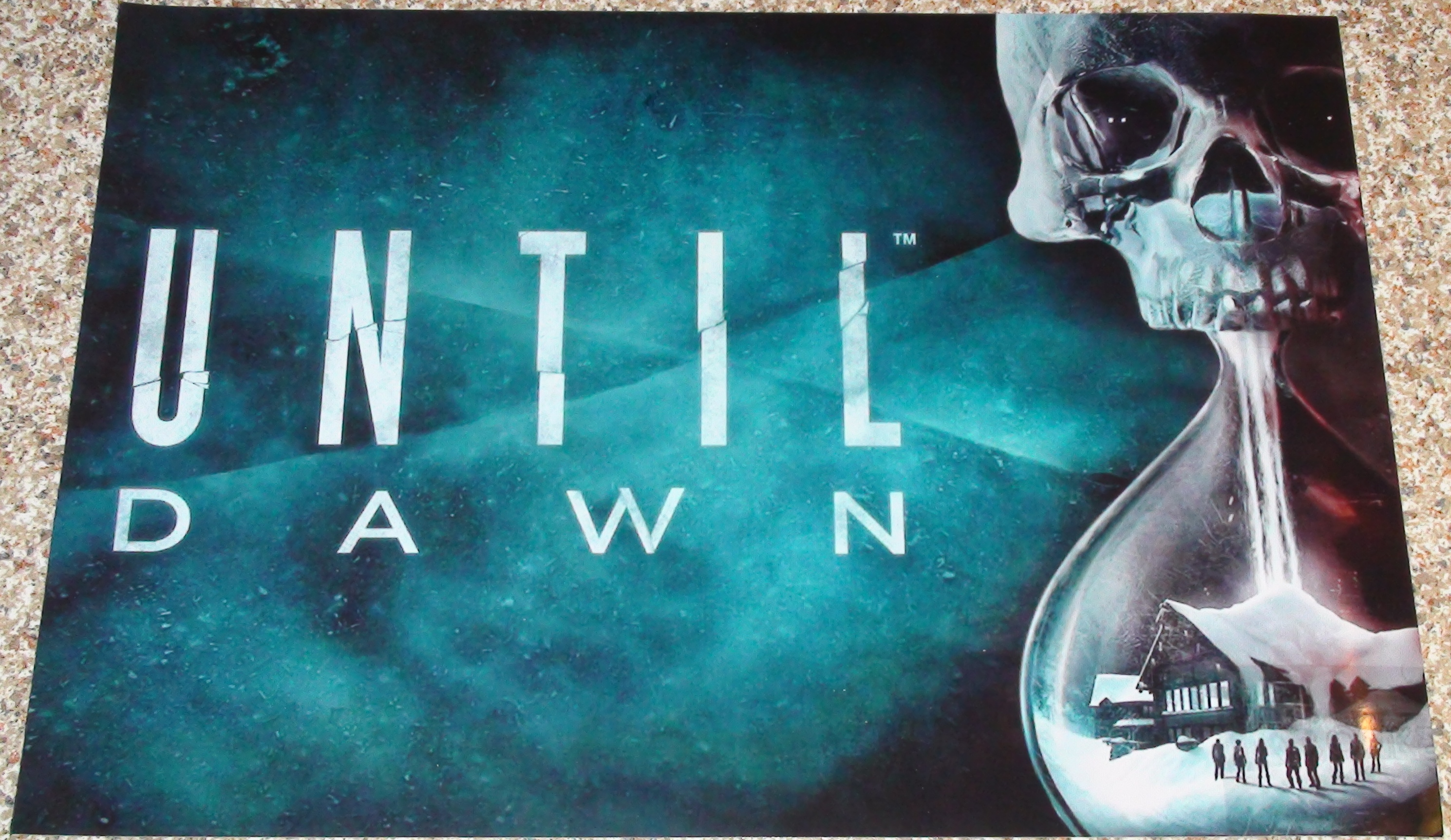 Until Dawn - Supermassive Games 1/2