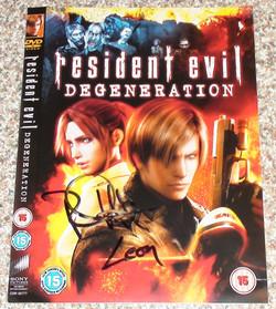 Resident Evil Degeneration - Mercier