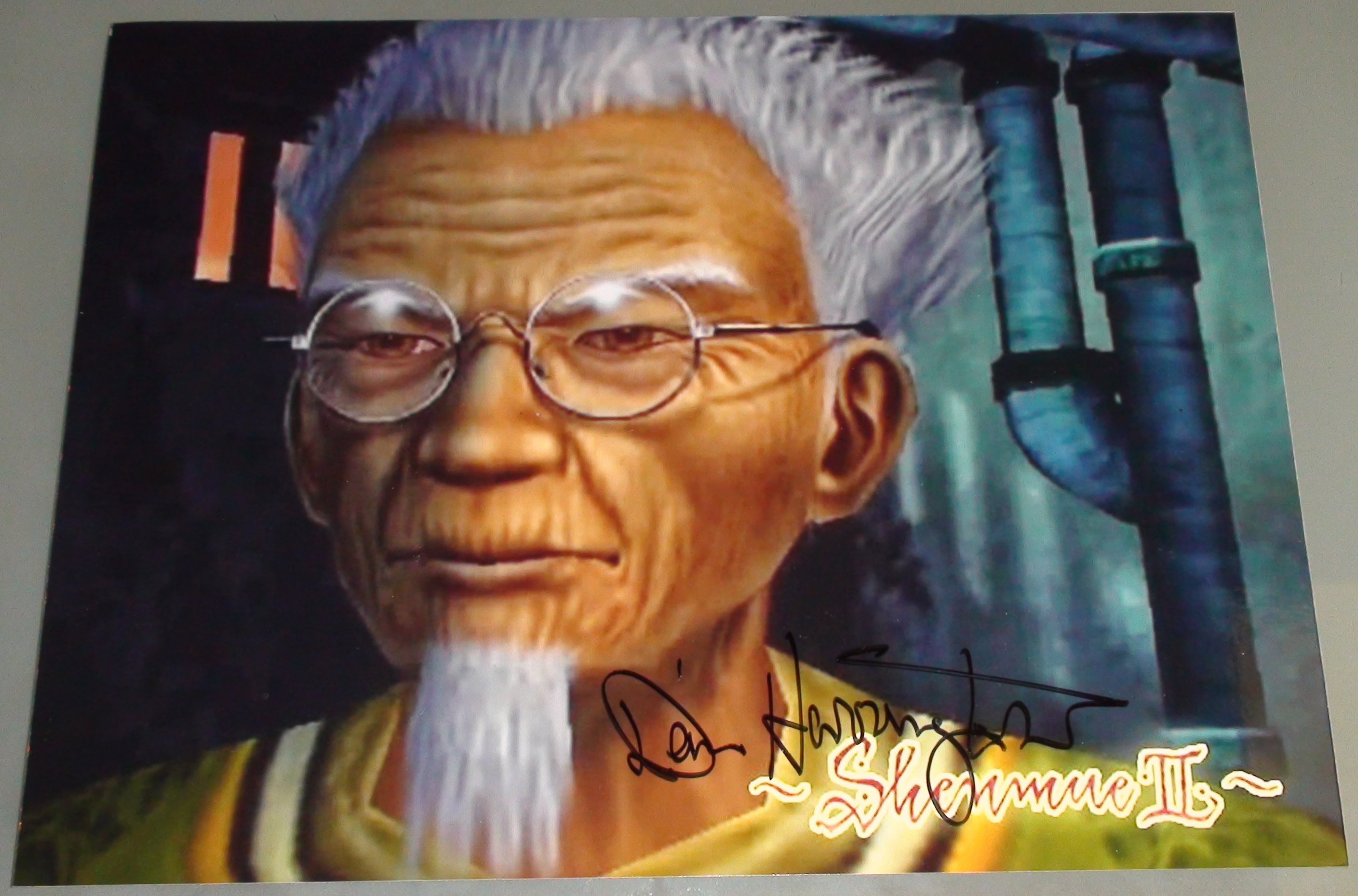 Shenmue 2 - Dean Harrington