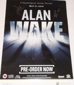 Alan Wake - Poets of the Fall