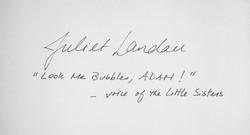 Bioshock - Juliet Landau