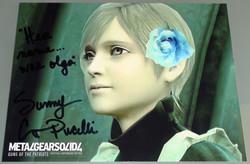 MGS 4 - Cristina Pucelli