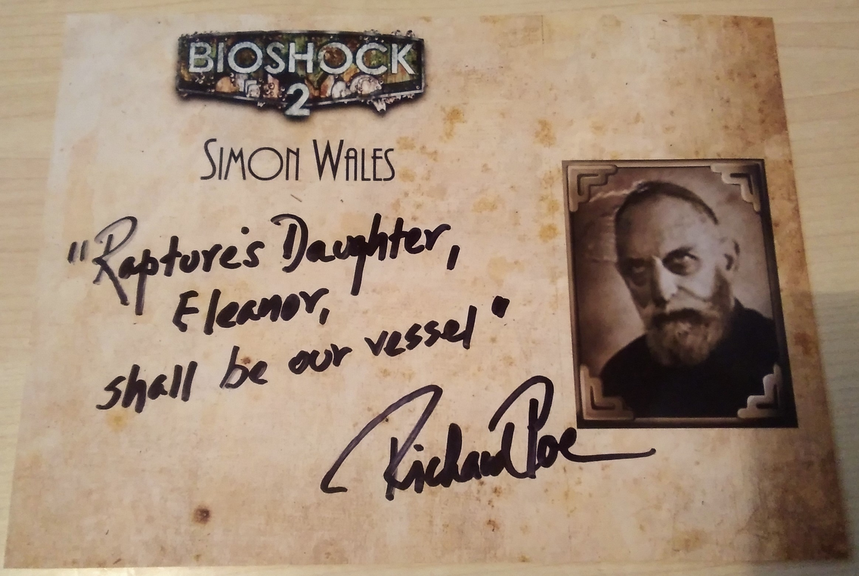 Bioshock 2 - Richard Poe