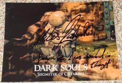 Dark Souls - Miles Richardson
