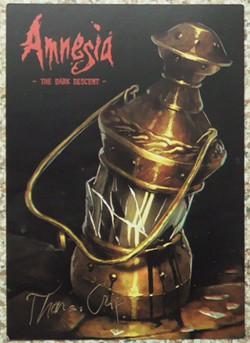 Amnesia - Thomas Grip