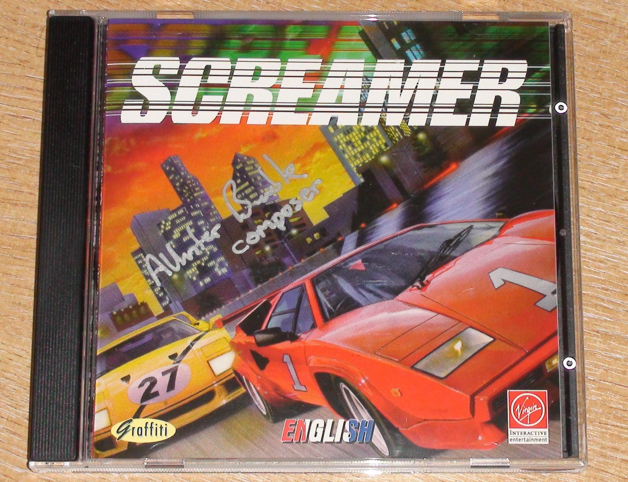 Screamer - Allister Brimble
