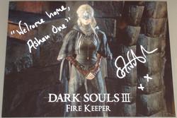 Dark Souls 3 - Olivia Mace