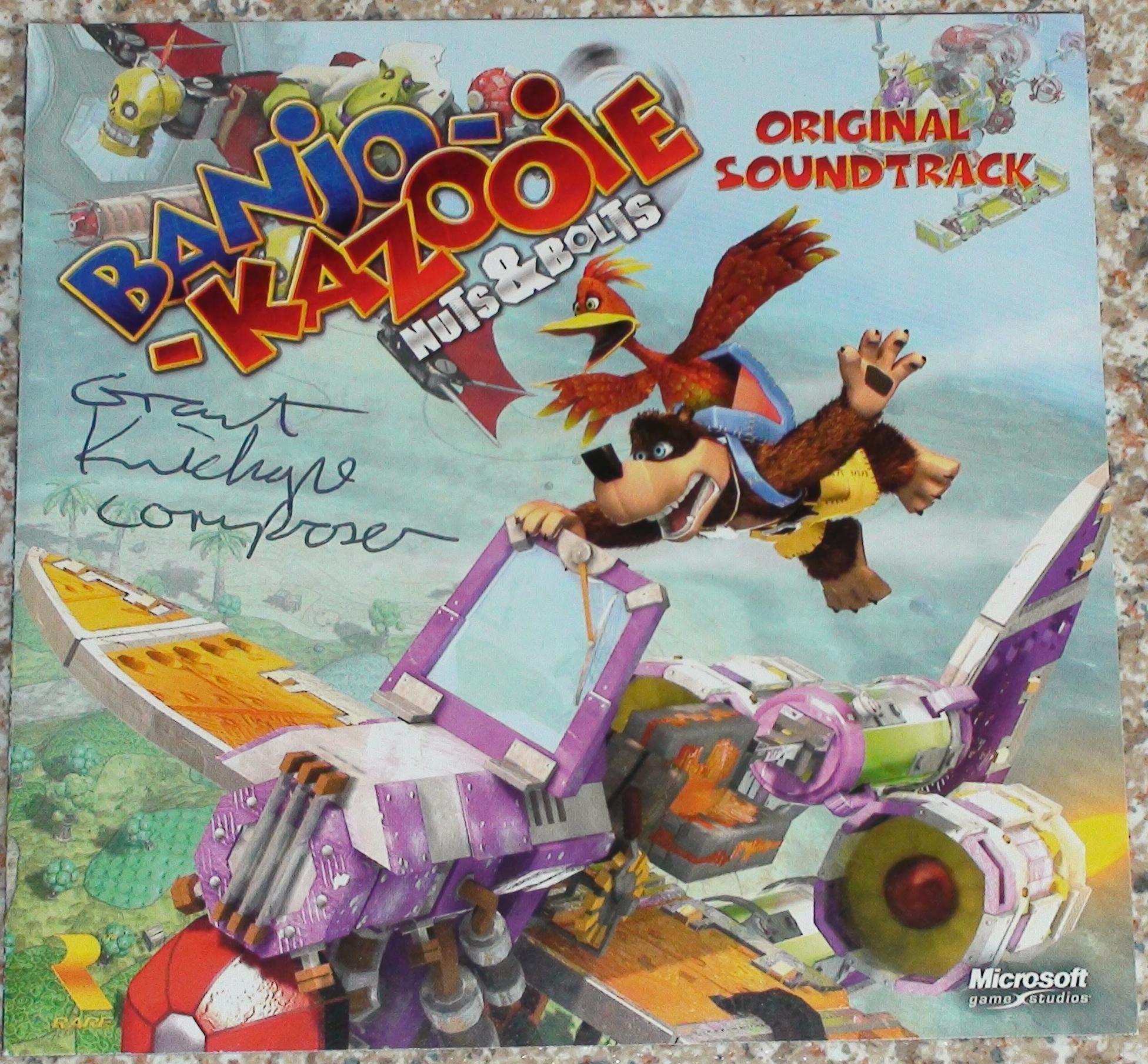 Banjo Kazooie - Grant Kirkhope
