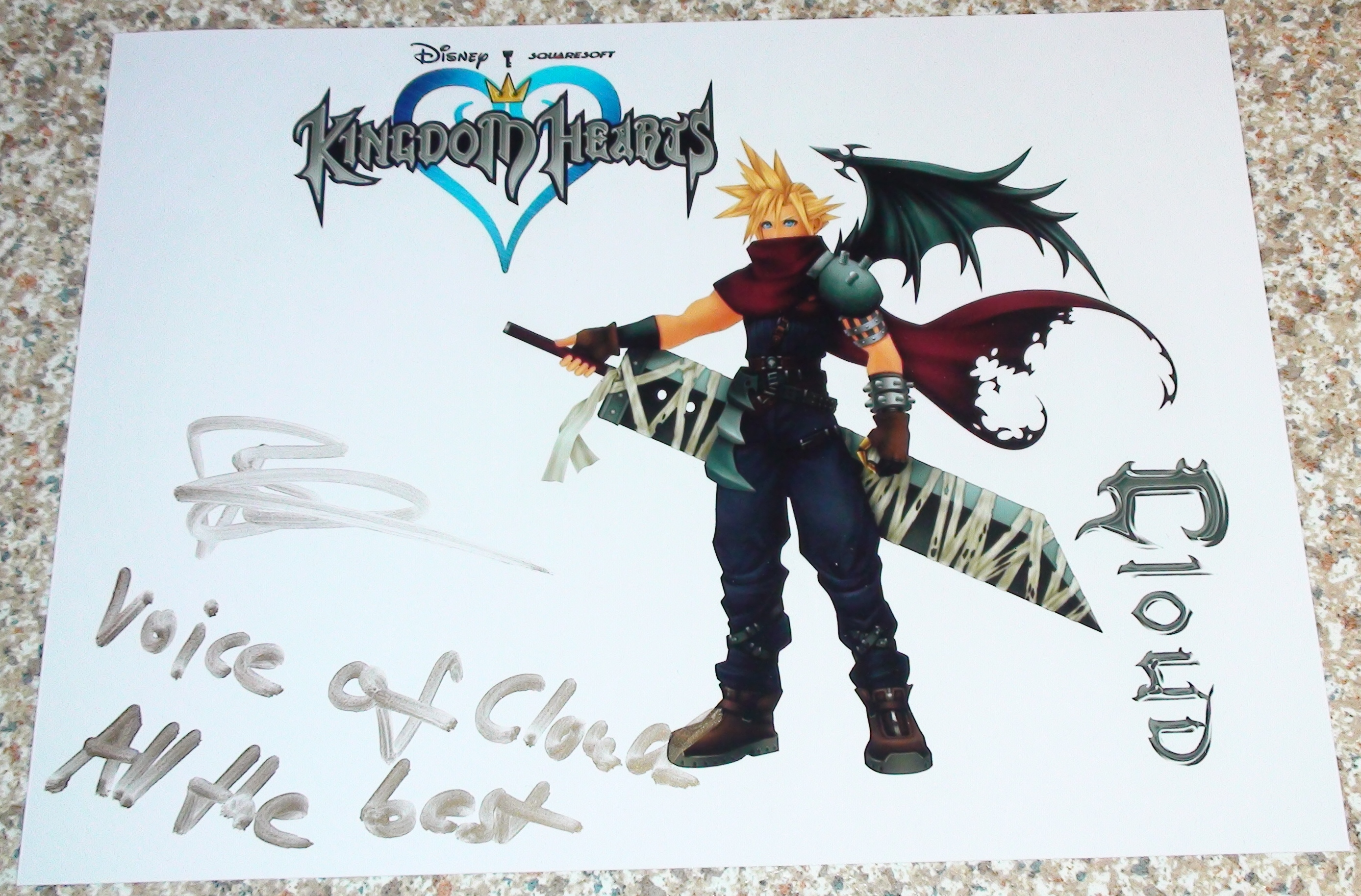 Kingdom Hearts - Bjorn Schalla