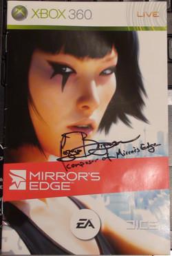Mirror's Edge - Magnus Birgerrson