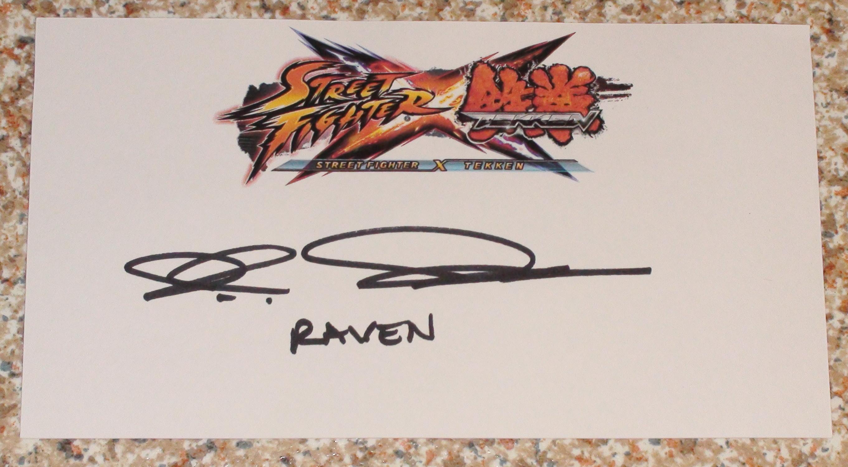 Street Fighter x Tekken - Douglas