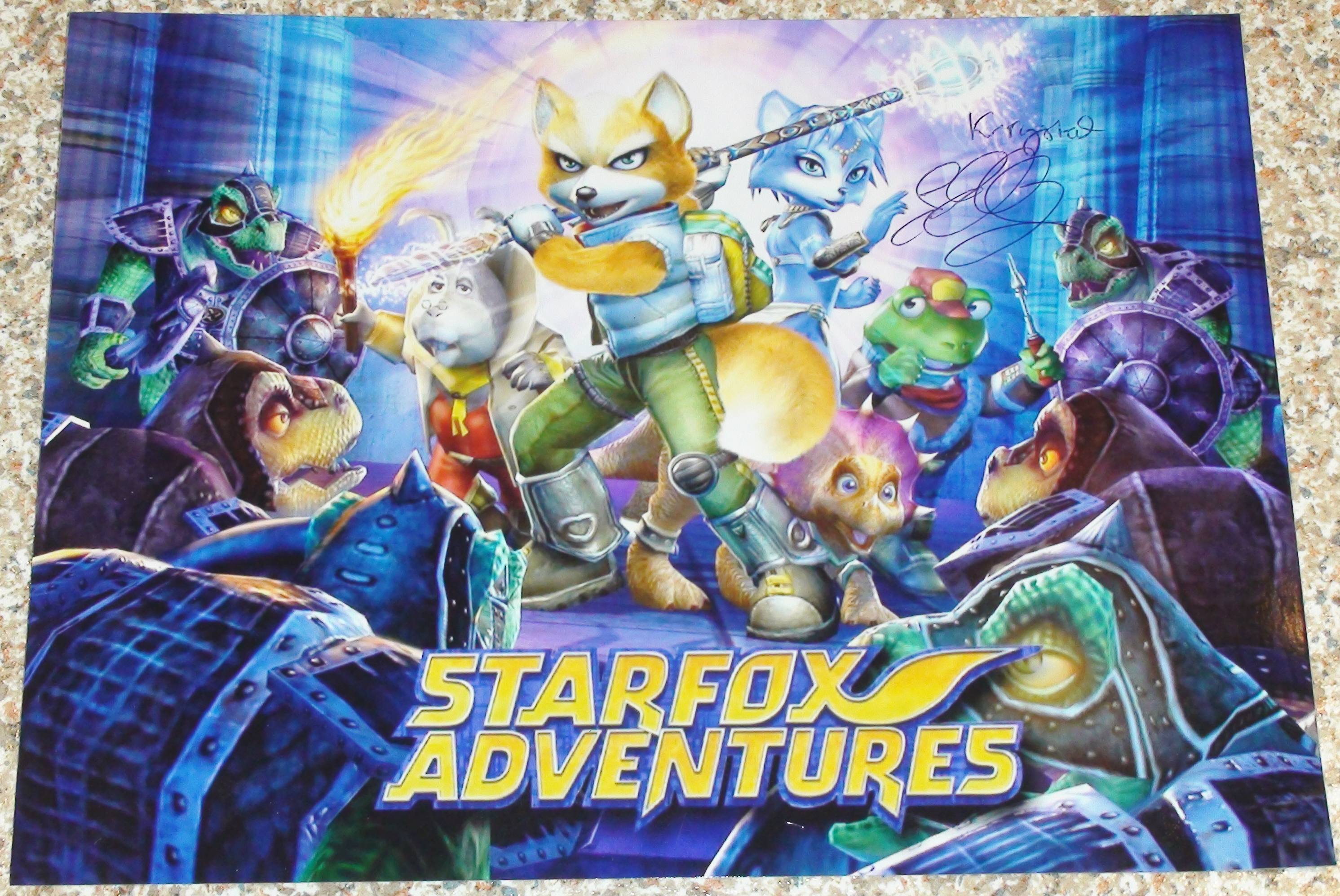 Star Fox Adventures - Ellis