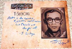 Bioshock - James Yaegashi