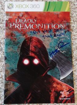 Deadly Premonition - Jeff Kramer