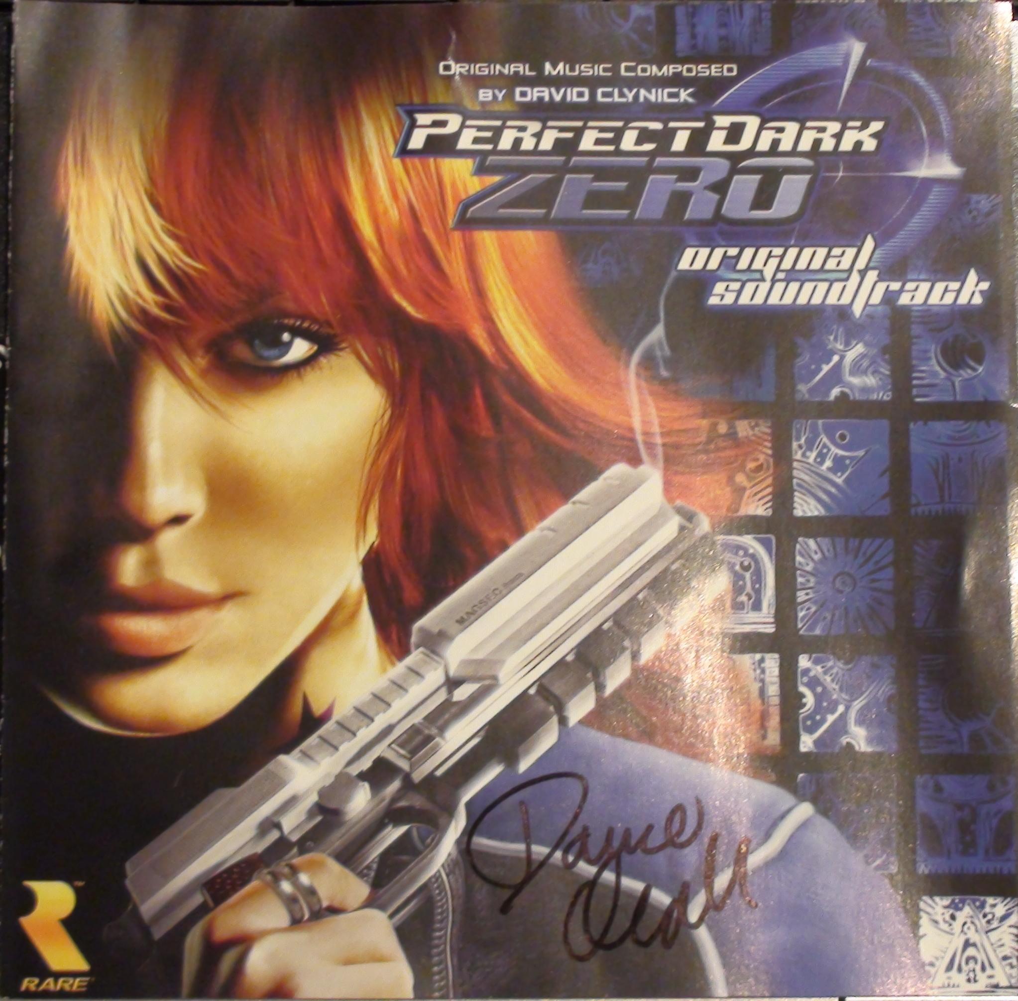 Perfect Dark Zero - David Clynick