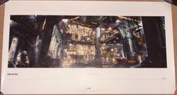Deus Ex Universe Lithograph