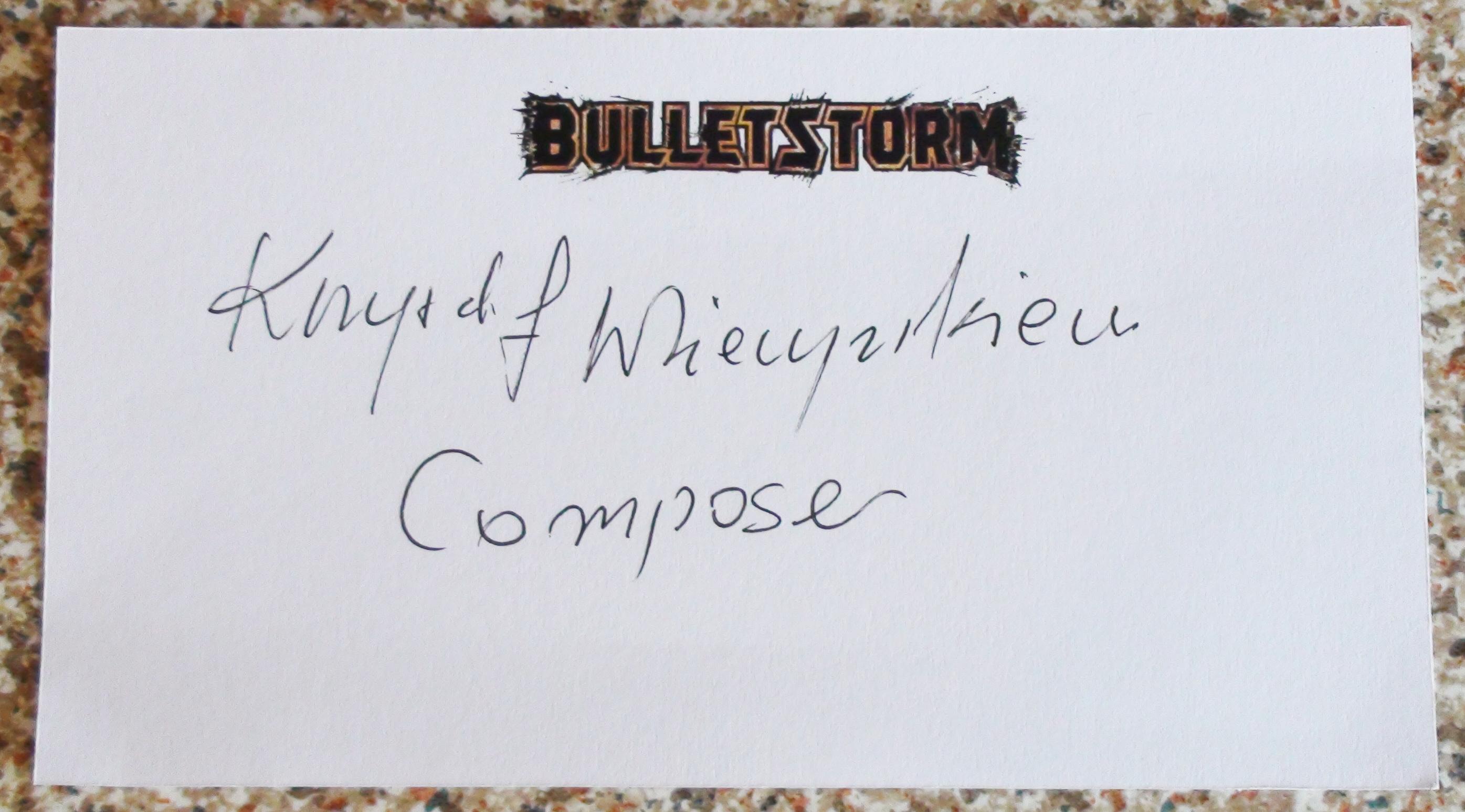 Bulletstorm - Wierzynkiewicz