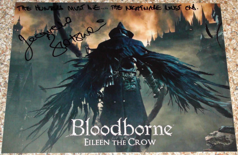 Bloodborne - Jacqueline Boatswain
