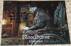 Bloodborne - Allan Corduner