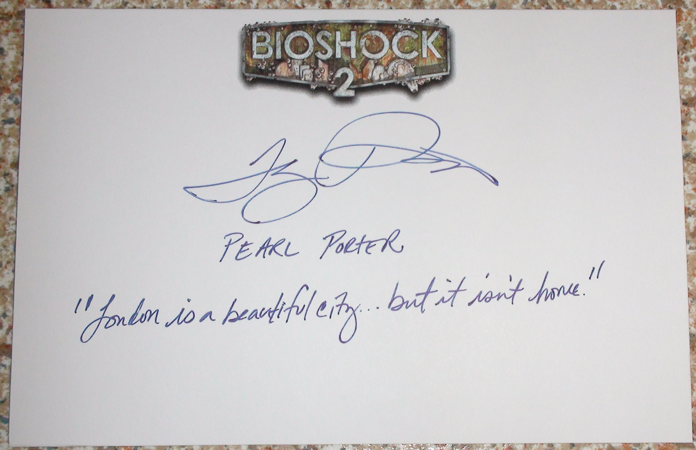 Bioshock 2 - Tijuana Ricks
