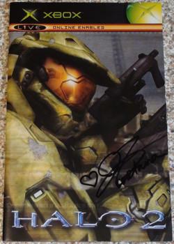 Halo 2 - Jen Taylor