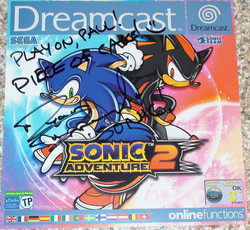 Sonic - Ryan Drummond