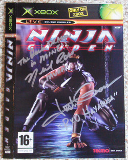 Ninja Gaiden - Ross + Gross
