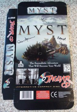 Myst - Cyan Worlds