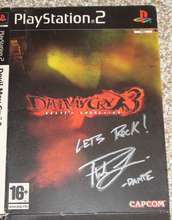 Devil May Cry 3 - Reuben Langdon